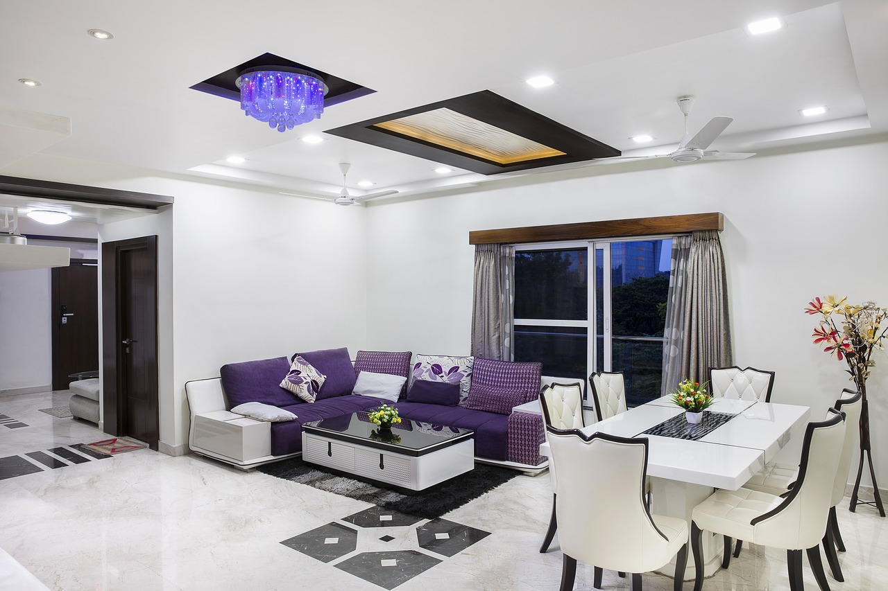Wnętrza w stylu indyjskim
