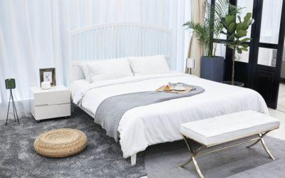 Czy szara sypialnia może być nudna?